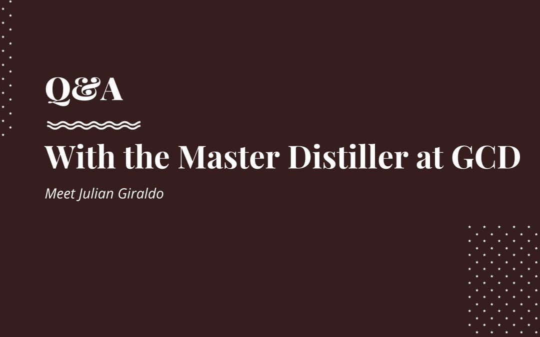 Q&A with the Master Distiller at Gulf Coast Distillers